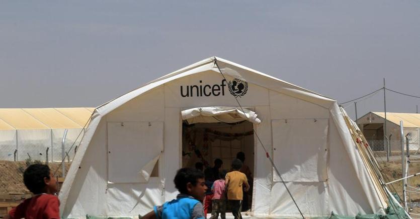 Migranti, rapporto Unicef: ''Trecentomila bambini senza genitori sparsi per il mondo''